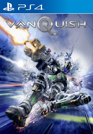 Vanquish PS4 PKG