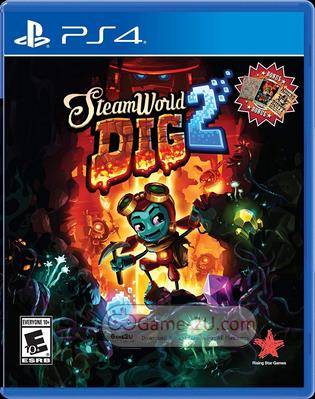 SteamWorld Dig 2 PS4 PKG