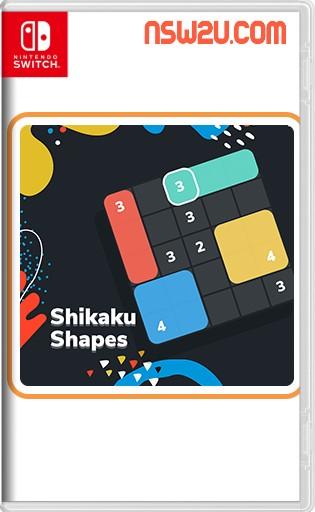Shikaku Shapes Switch NSP XCI