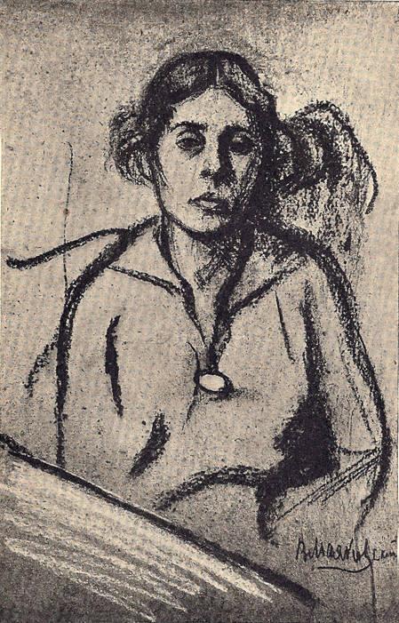 Mayakovsky L.Brick 1916