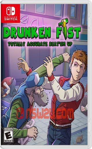 Drunken Fist Switch NSP XCI