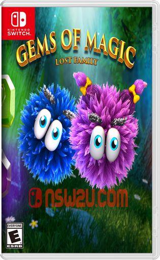 Gems of Magic: Lost Family Switch NSP XCI