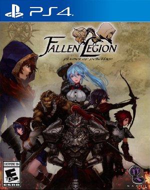 Fallen Legion: Flames of Rebellion PS4 PKG