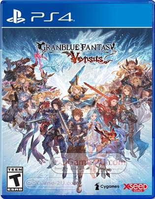 Granblue Fantasy Versus PS4 PKG