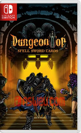 DungeonTop Spell Sword Cards Switch NSP XCI NSZ