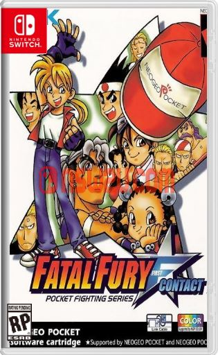 FATAL FURY FIRST CONTACT Switch NSP XCI
