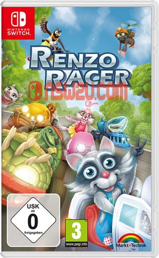 Renzo Racer Switch NSP XCI