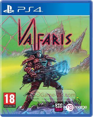 Valfaris PS4 PKG