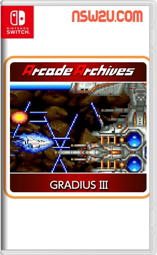 Arcade Archives GRADIUS III Switch NSP XCI