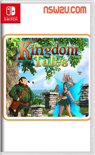 Kingdom Tales Switch NSP XCI