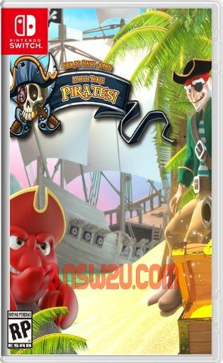 Match Three: Pirates! Heir to Davy Jones Switch NSP XCI NSZ
