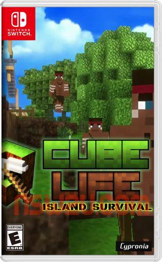 Cube Life: Island Survival Switch NSP XCI