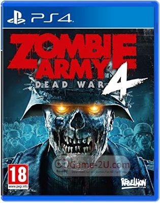 Zombie Army 4: Dead War PS4 PKG