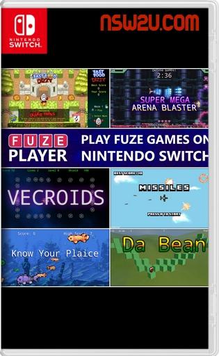 FUZE Player Switch NSP XCI