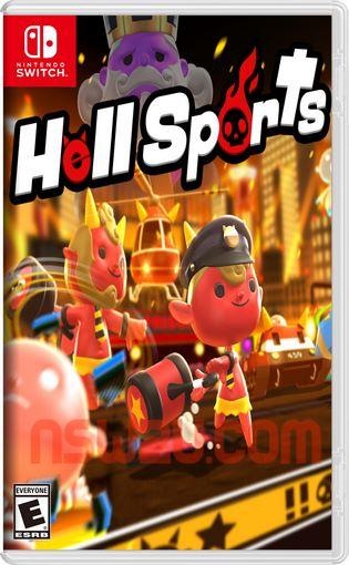 Hell Sports Switch NSP XCI