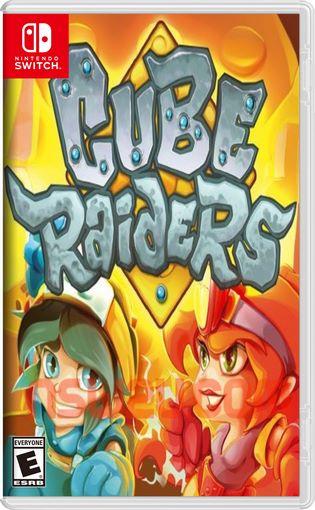 Cube Raiders Switch NSP XCI