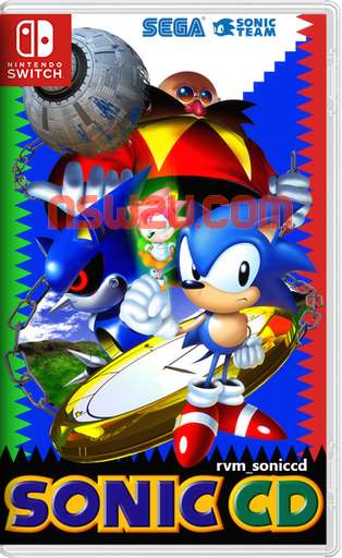 Sonic the Hedgehog CD Remastered Switch NSP