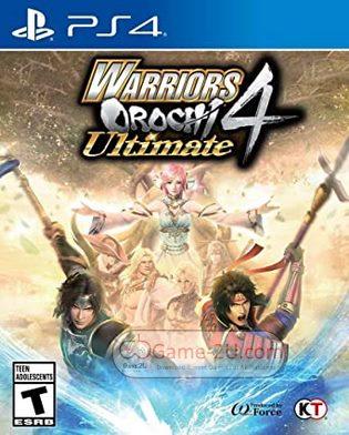 WARRIORS OROCHI 4 Ultimate PS4 PKG