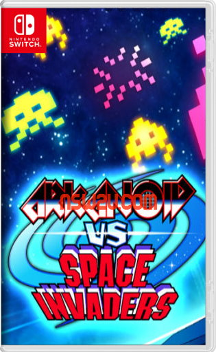 ARKANOID vs SPACE INVADERS Switch NSP XCI
