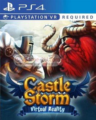 CastleStorm VR Edition PS4 PKG