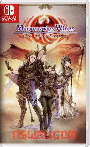 Mercenaries Wings: The False Phoenix Switch NSP XCI NSZ
