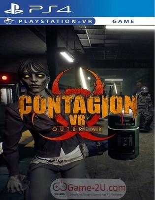 Contagion VR: Outbreak PS4 PKG