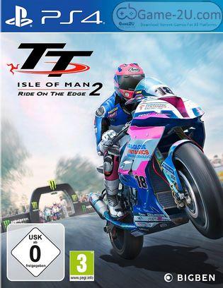TT Isle of Man: Ride on the Edge 2 PS4 PKG