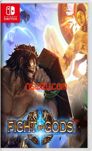 Fight of Gods Switch NSP XCI