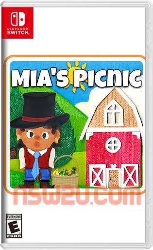 Mia's Picnic Switch NSP XCI
