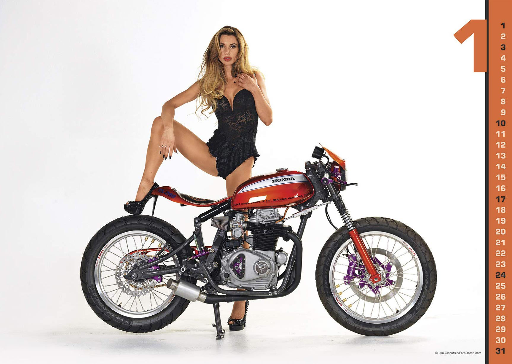янв Bikes & Girls 2021