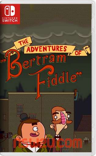 The Adventures of Bertram Fiddle: Episode 1: A Dreadly Business Switch NSP