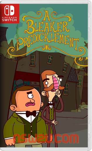 Adventures of Bertram Fiddle Episode 2: A Bleaker Predicklement Switch NSP XCI NSZ