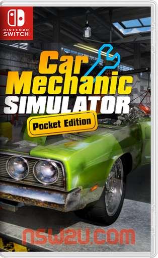 Car Mechanic Simulator Pocket Edition Switch NSP XCI NSZ