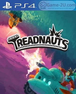 Treadnauts PS4 PKG