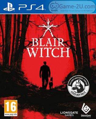 Blair Witch PS4 PKG