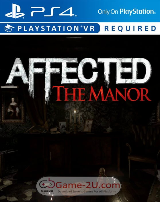 AFFECTED: The Manor PS4 PKG
