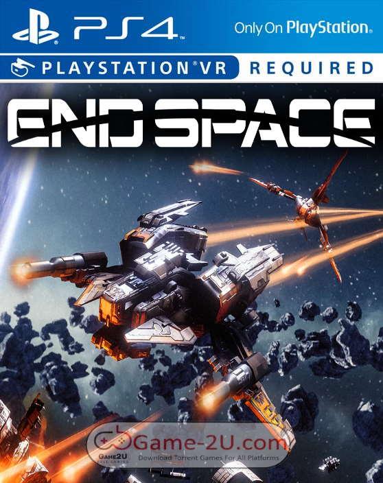 End Space PS4 PKG