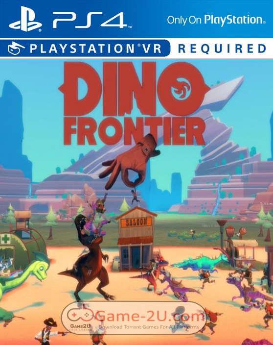 Dino Frontier PS4 PKG