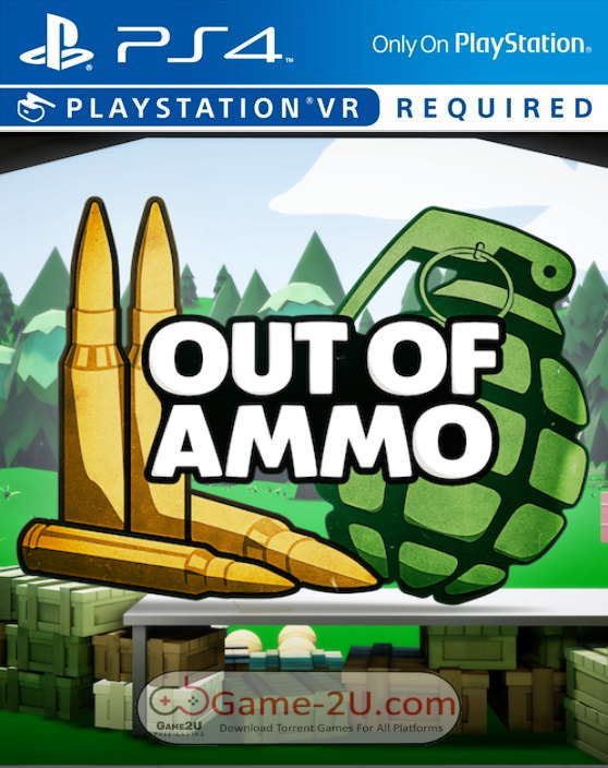 Out of Ammo PS4 PKG