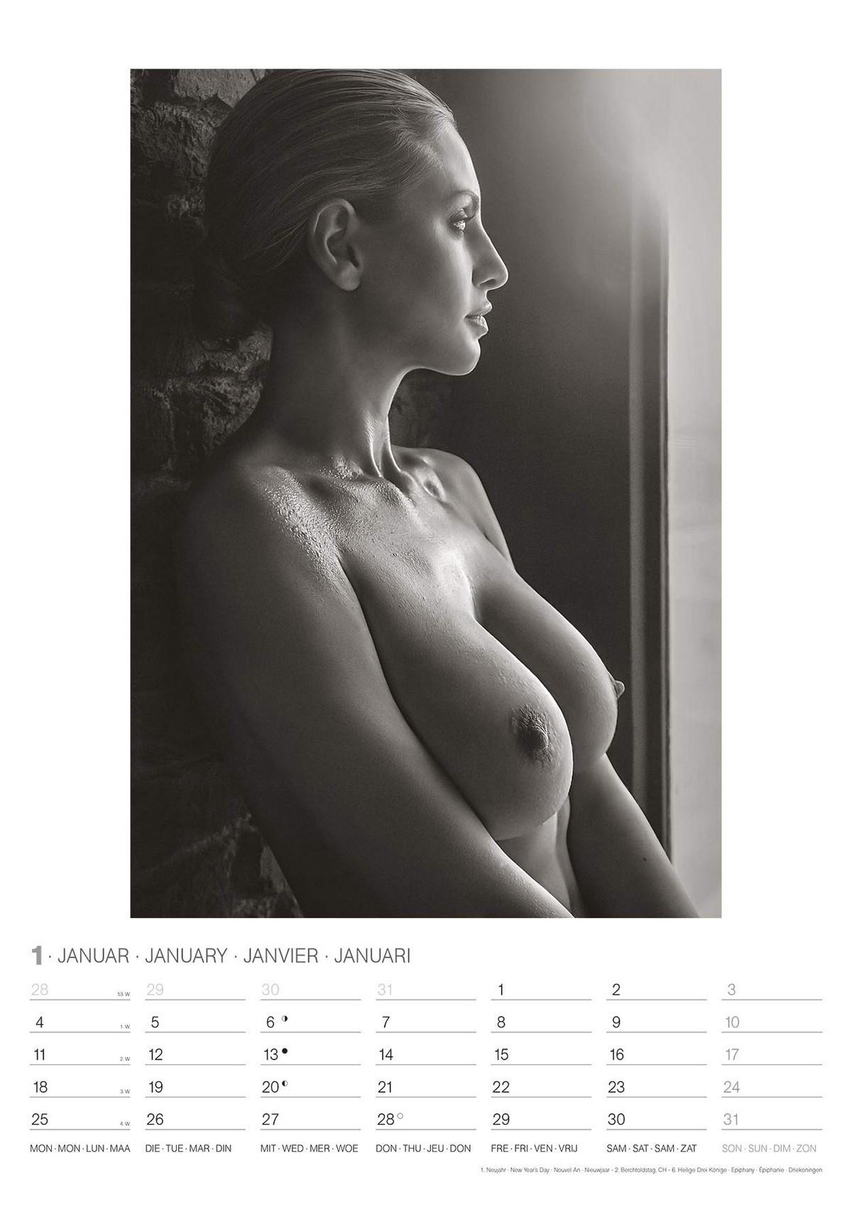янв Naked 2021