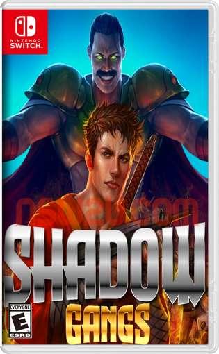 Shadow Gangs Switch NSP XCI