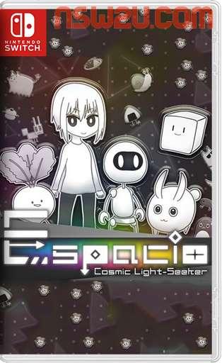 Espacio Cosmic Light-Seeker Switch NSP XCI