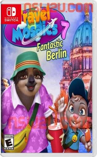 Travel Mosaics 7: Fantastic Berlin Switch NSP XCI