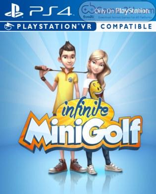 Infinite Minigolf PS4 PKG