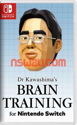 Dr. Kawashima's Brain Training for Nintendo Switch NSP XCI