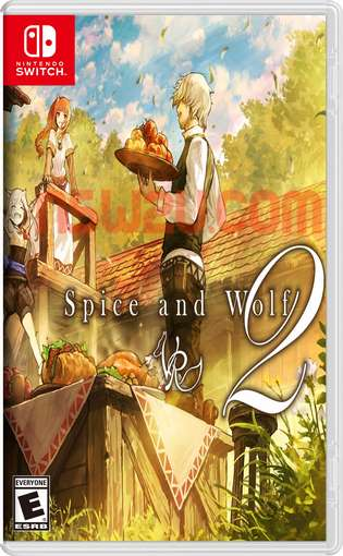 Spice and Wolf VR2 Switch NSP XCI NSZ