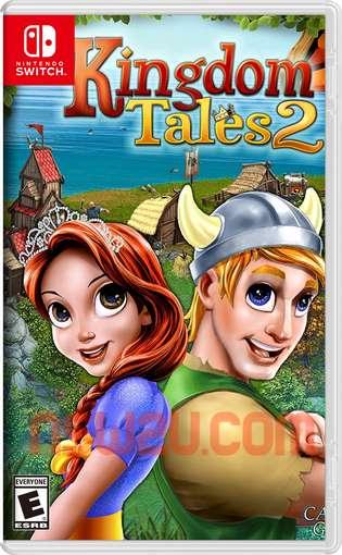 Kingdom Tales 2 Switch NSP XCI NSZ