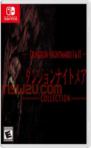 Dungeon Nightmares 1 + 2 Collection Switch NSP XCI