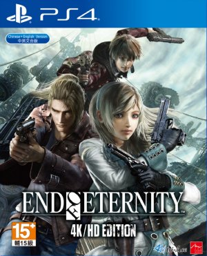 END OF ETERNITY 4K/HD EDITION PS4 PKG