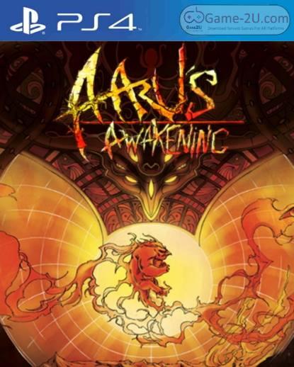 Aaru's Awakening PS4 PKG